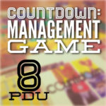 Countdown: Management Game for Project Teams (@Singapore) – Nov 2016